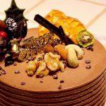 最後のチョコレートケーキレッスン