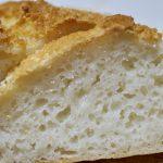 生米成形パン進化中