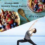 yuka yoga × Shiori's Vegan Pantry ! ! #5